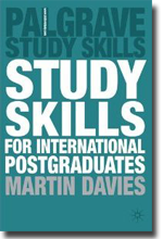Study Skills for Postgraduate Students